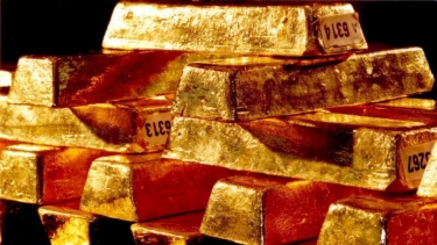 Над 100 тона злато край Ракитово и Трън
