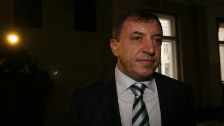 Алексей Петров в Софийския градски съд днес