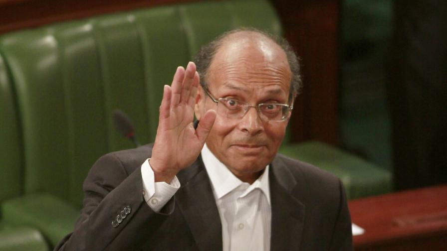 Правозащитник и лекар стана президент в Тунис