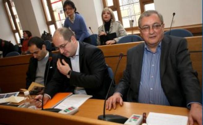 През 2012 г. плащаме същата такса смет в София както през тази година