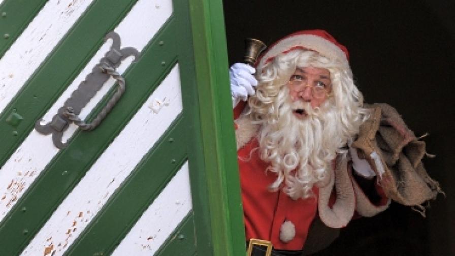 Колко взима Дядо Мраз на час в Русия