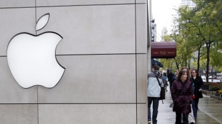"""Първият телевизор на """"Епъл"""" ще излезе на пазара през 2012 г."""
