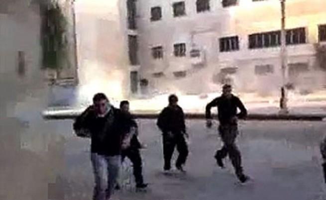 Сирия след първата обиколка на наблюдателите