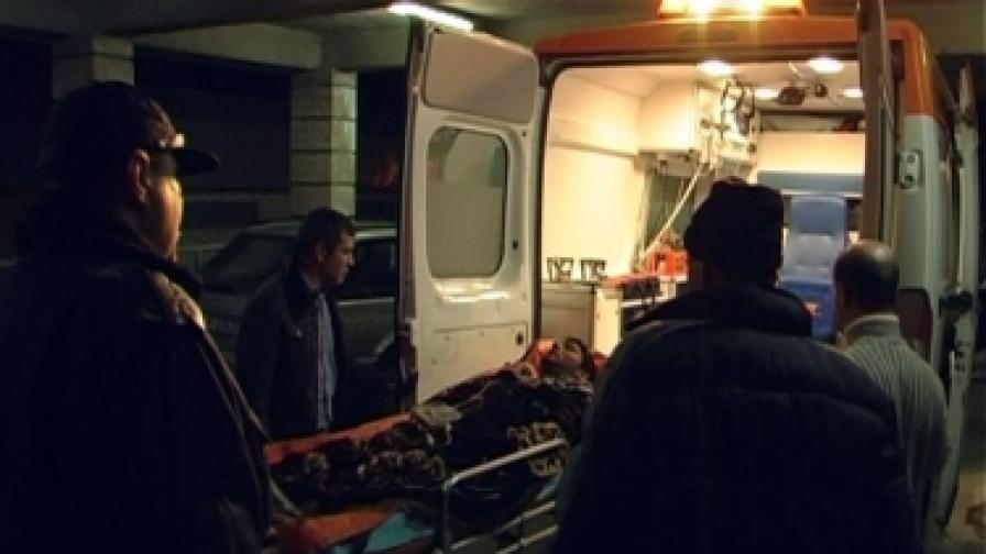 Роми нападат медицински екип в Русенско