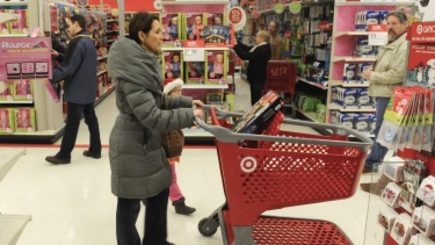 Потребителите могат да дадат тласък на икономиката в САЩ