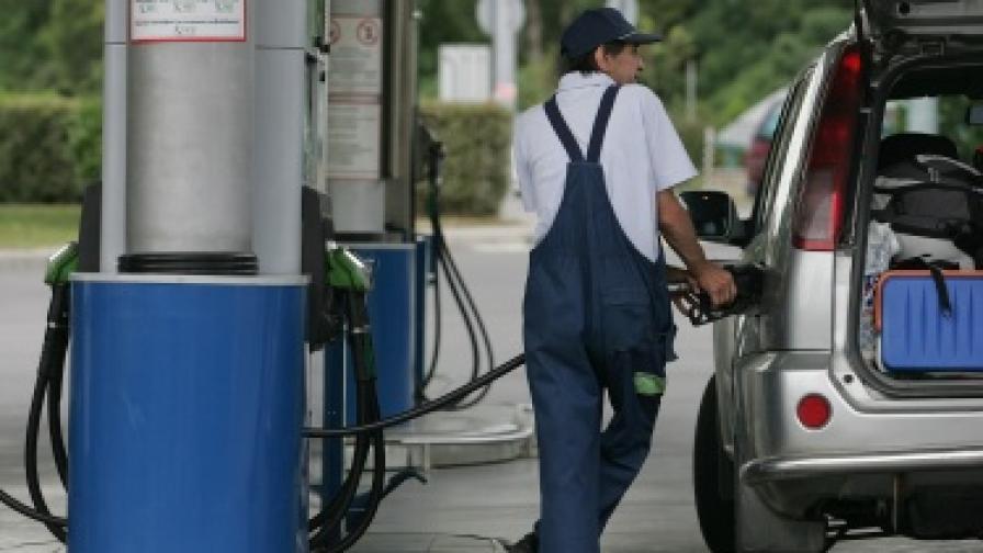 НАП няма да даде отсрочка на бензиностанциите