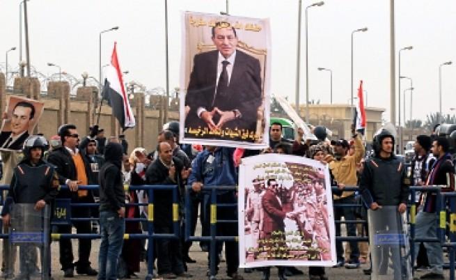 Поискаха смъртна присъда за Мубарак