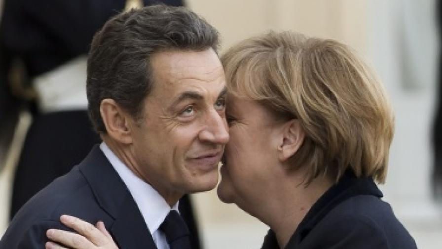Франция и Германия в края на ерата на тройното А
