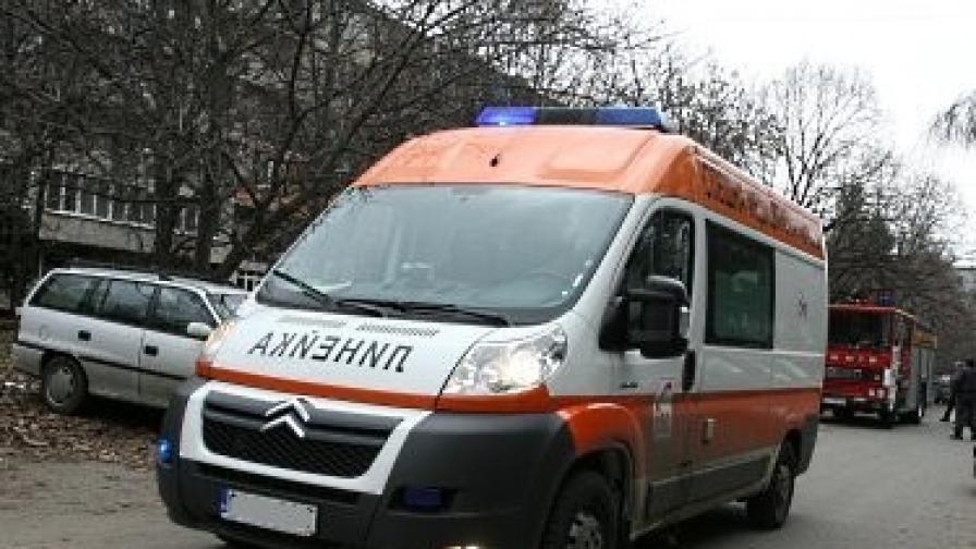 Трима ранени при взрив в цех на ВМЗ Сопот
