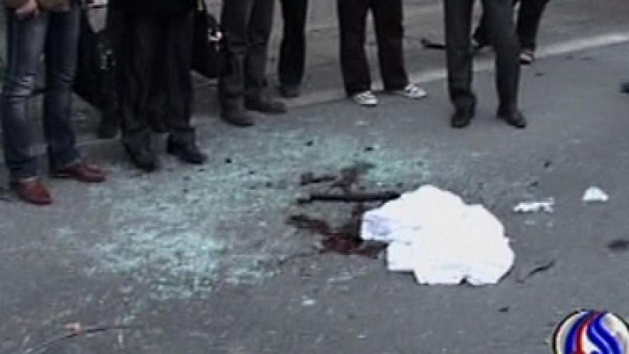 Взривиха ирански учен в Техеран
