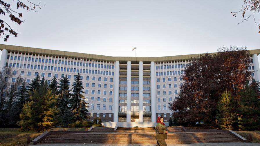 Президентските избори в Молдова - незаконни