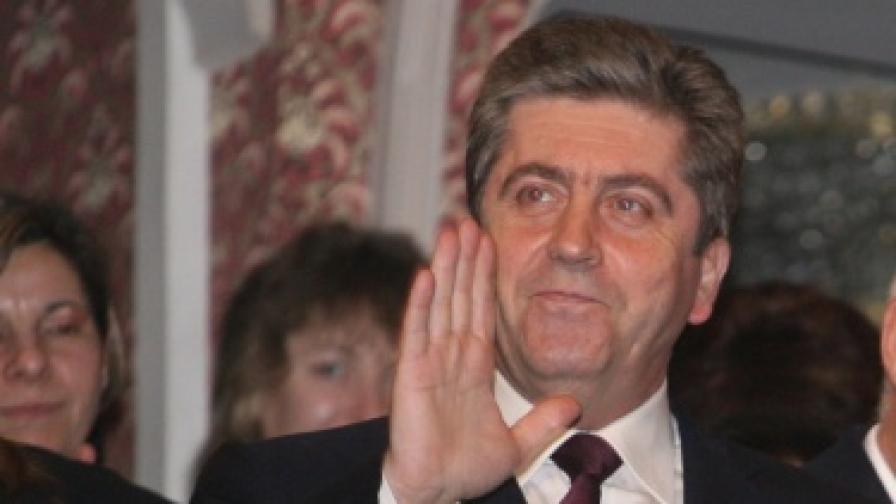 Първанов: Сблъсъкът ми с Борисов предстои