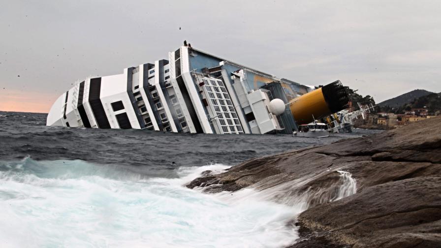 Екологична катастрофа заплашва остров Джилио