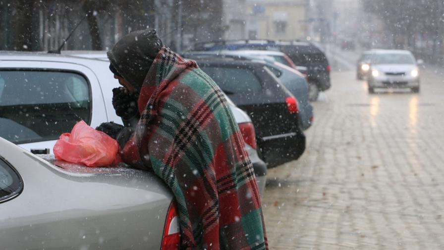 """Премръзнал с 5 промила в """"Пирогов"""", студът освежавал само при леко опиянение"""