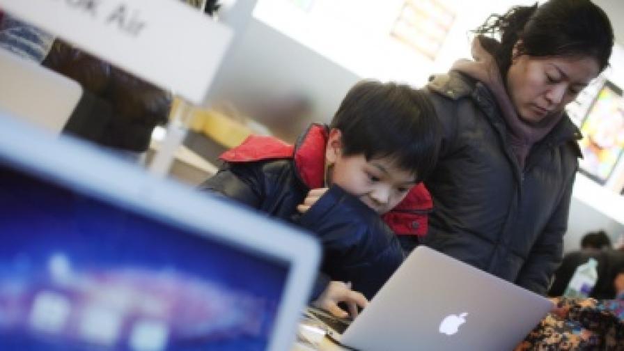 В Китай повече жители в градовете, отколкото в селата