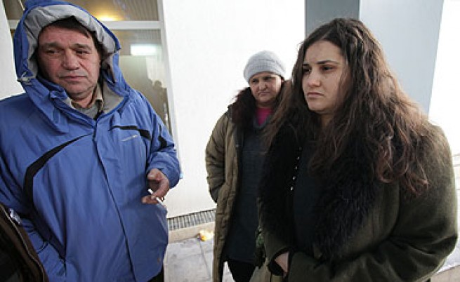 Семейство се оплака от полицейско насилие