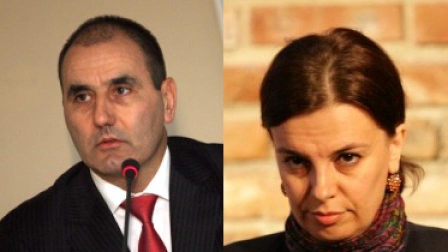 Цветанов: Този съдия покровителства мафията