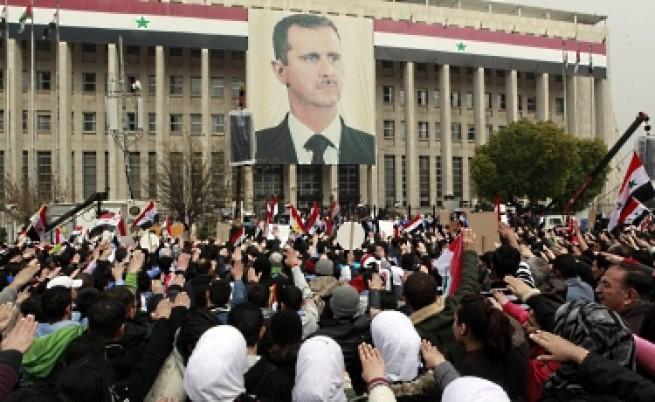 Хакер изнудва Асад да се оттегли