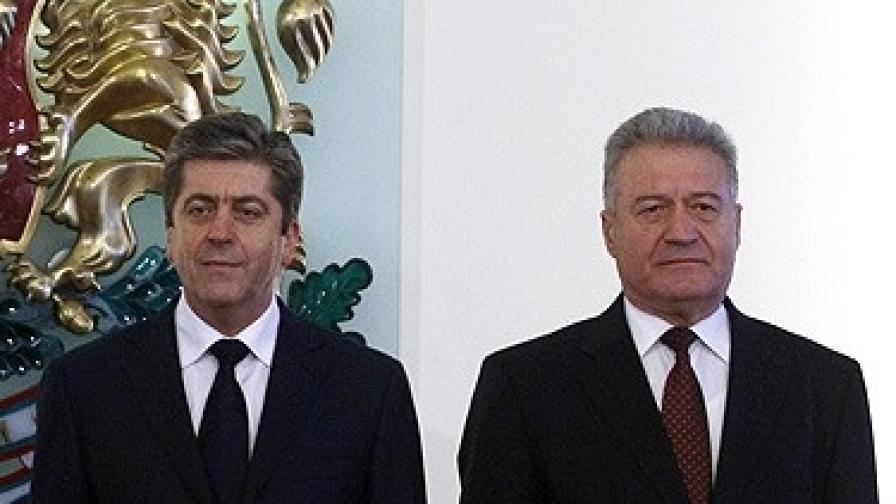 Първанов и Марин - в Конституционния съд