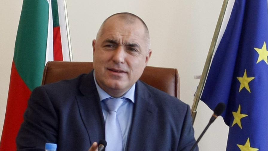 Борисов: Няма да отстъпя и пред Хилари