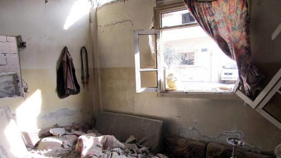 Свършват храната и лекарствата в обсадения Хомс