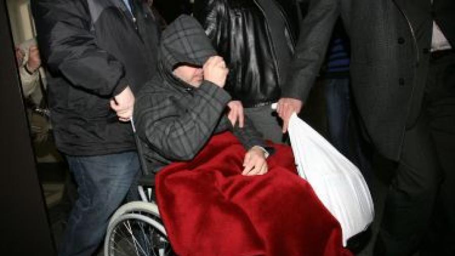 8 години затвор за Йосиф Йосифов-Йоско