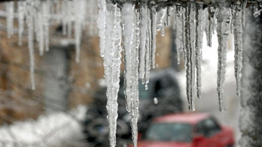 Глобалното затопляне ще заледи Балканите