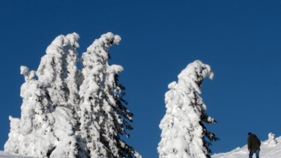 Локомотив снегорин дерайлира край Силистра