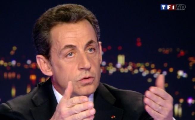Официално: Саркози иска втори мандат