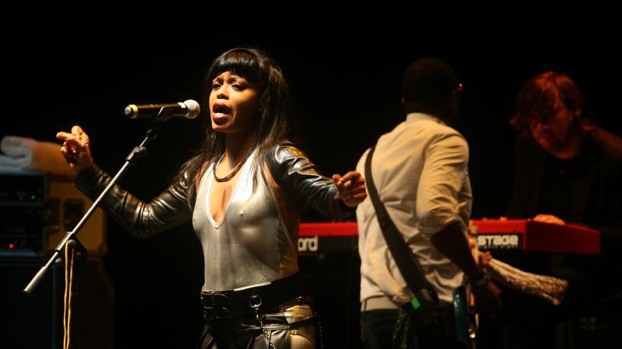 Снимка от концерта им у нас през 2008 г.