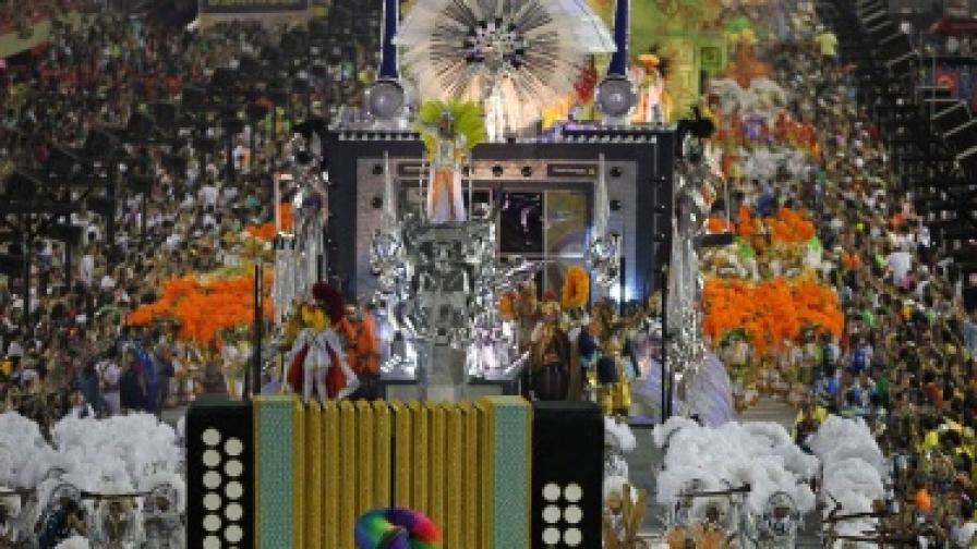 Кой спечели конкурса на карнавала в Рио