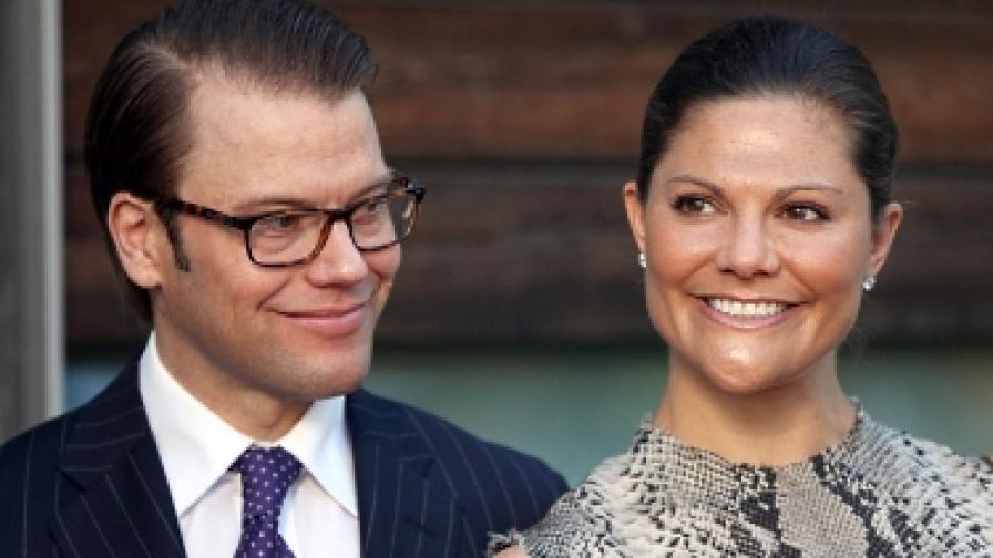 Шведската принцеса роди