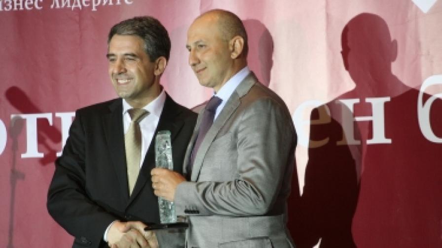 Годишните награди за отговорен бизнес за 2011 г.