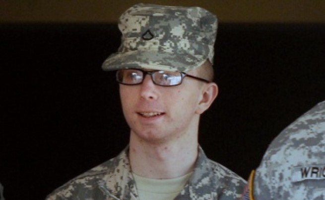 Американски войник - източник на