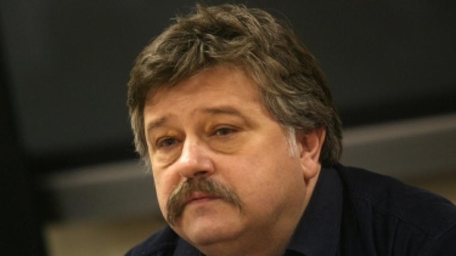 """д-р Евгени Душков - член на Надзорния съвет на НЗОК, главен секретар на КТ """"Подкрепа"""""""