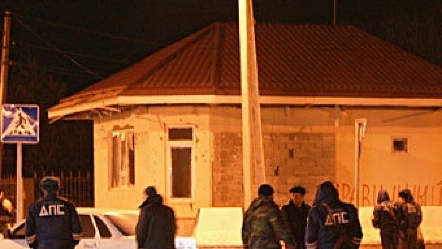 Жена камикадзе уби петима в Дагестан