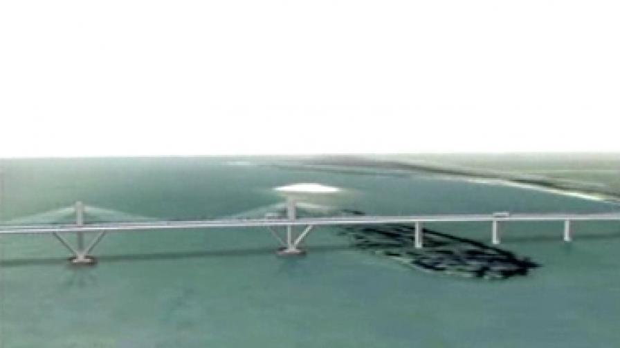 Румънските проблеми край Дунав мост 2