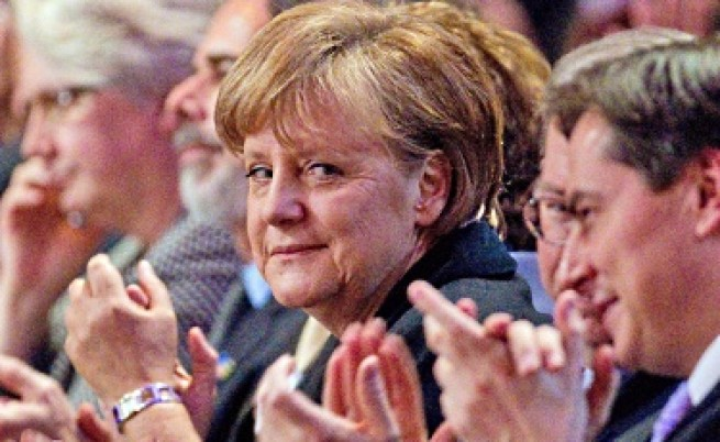 Казвам се Ангела Меркел