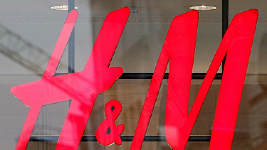 14 часа на опашка за първия H&M в България