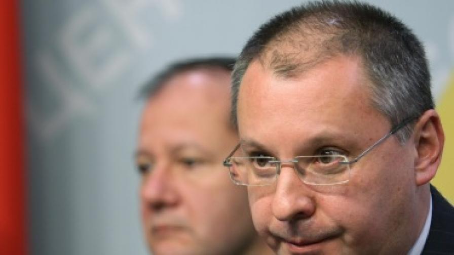 """Станишев: Случаят с австрийския лобист е """"димка"""""""