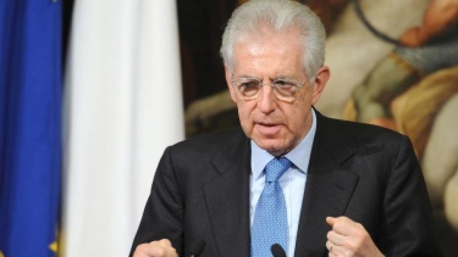 Италианският премиер не иска да е шеф на Еврогрупата