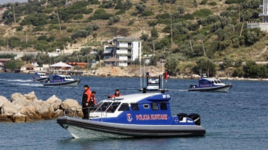 84 кг кокаин плават край албански град