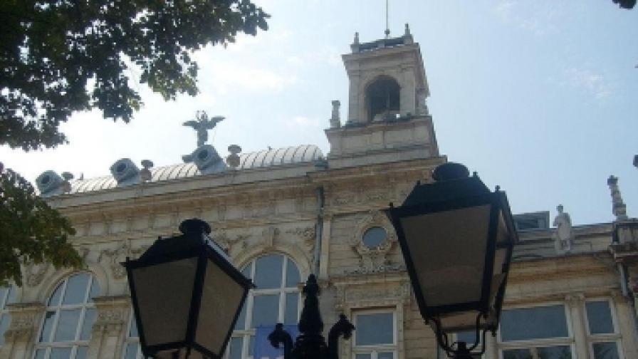 """Доходното здание в Русе, където е главната концертна зала на """"Мартенски музикални дни"""""""