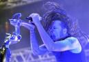 Вокалистът на групата Джонатан Дейвис
