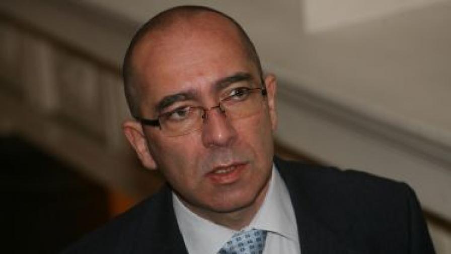 Константинов: Аз съм против Дянков като кадровик