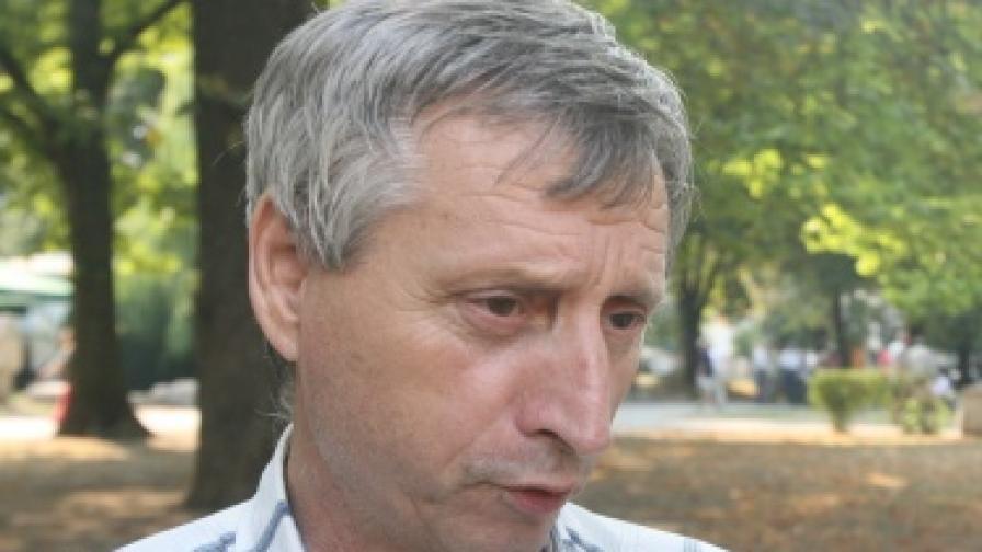 Изпълнителният секретар на Българския туристически съюз Венцислав Удев