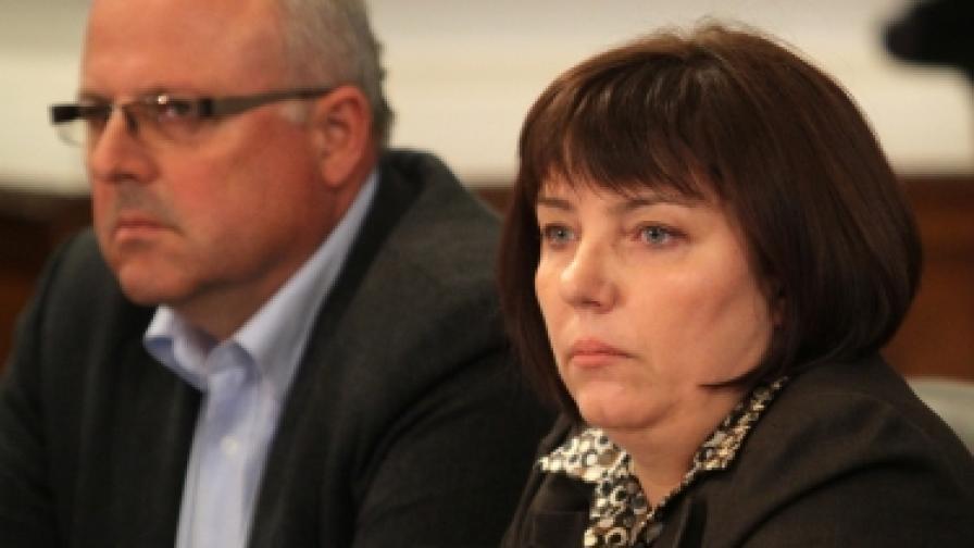 Областният управител на Хасково Ирена Узунова: Другата седмица очакваме да имаме и геодезическото заснемане и ако всичко е наред, строителството ще може да започне