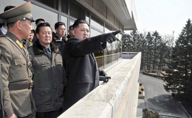 Разстрели на генерали в КНДР