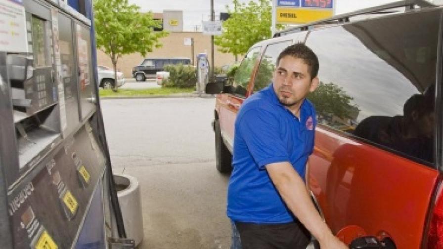 Американците недоволни от цената на бензина