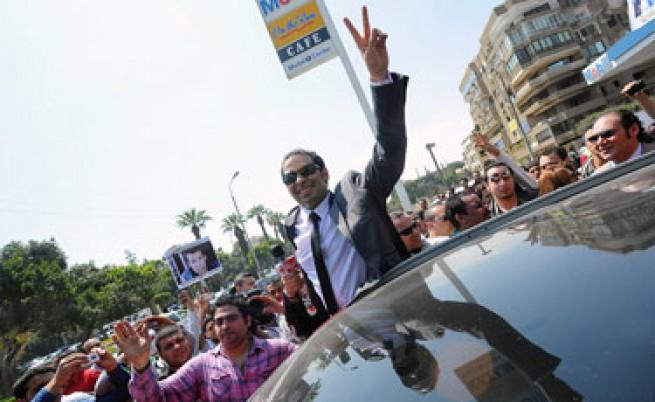 Певец кандидат за президент в Египет. Обещава апартаменти и мотоциклети